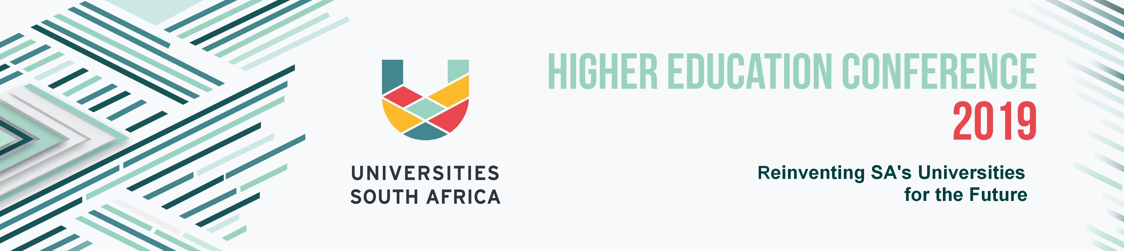 NATIONAL HIGHER EDUCATION CONFERENCE, 2-4 OCTOBER 2019
